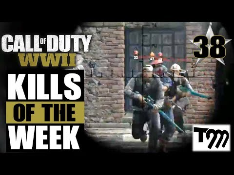 Call of Duty WW2 - Top 10 Kills of the Week #38 (COD Top Plays) thumbnail
