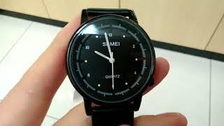 Короткий обзор часов Skmei Lumia Black от Бест - Тайм