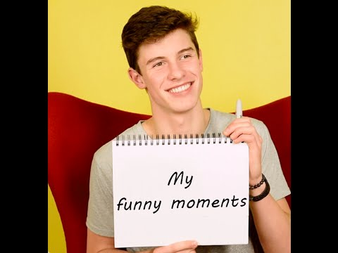 Shawn Mendes Funny Moments PART 1