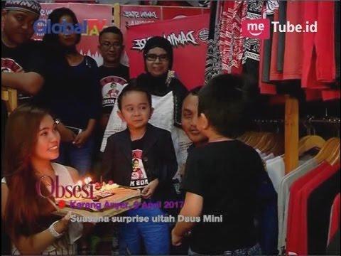 Daus Mini Dapat Surprise Ultah dari Kekasih Baru - Obsesi 10/04
