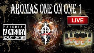 La Noche de la Alquimia 39 programa 14/03/2016. Revisión 1 Aromas One on One