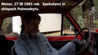 Przegląd Prasy. Motor Z 27 Iii 1983 R. Giełda I Korupcja W Polmozbycie.