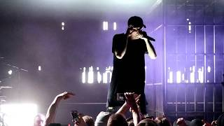 NF Perception World tour Live | Forgets words to let you down