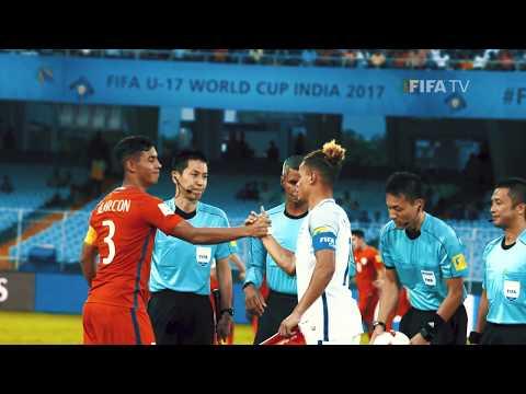 The FIFA U-17 World Cup 2017 arrives in Kolkata!