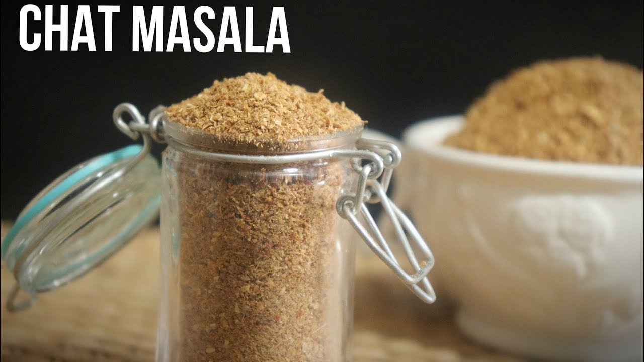 How to make Chat Masala at Home | Chaat Masala Recipe | Simple & Easy