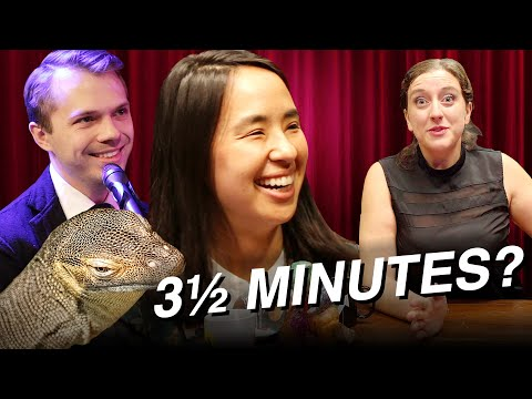 The 3½ Minute Talk Show (Feat. Ashly Perez)