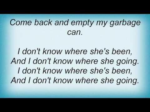 Rory Gallagher - Garbage Man Lyrics
