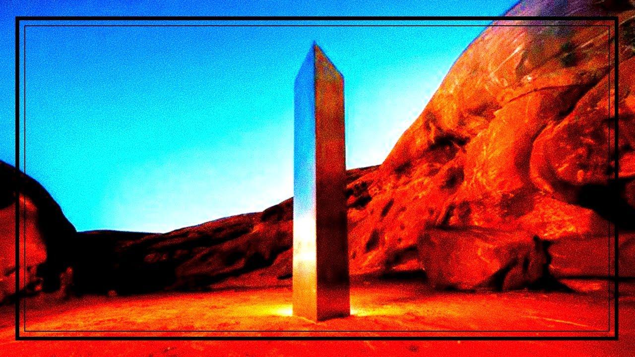 """Le monolithe """"extraterrestre"""", Pompeo-Netanyahu à Neom, Pape pro-vaccin RDP 03/12/20"""