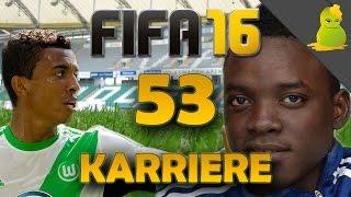 FIFA 16 Karrieremodus #053 - Wolfsburg - Liegengelassenes wird zurückgeholt