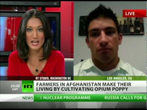 Afghan drug trade: A war on poppies