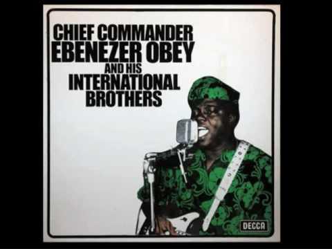 Chief Commander Ebenezer Obey ~ Odun Keresimesi