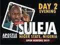Open Heavens 2019, (Suleja Nigeria) Live With Apostle Johnson Suleman Day 2 Evening