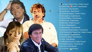 Frédéric François, Claude Barzotti, Pierre Bachelet, Frank Michael : Best of -  chansons d'amour