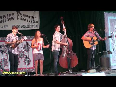 OMGG at Northern California Bluegrass Society's GOF Festival