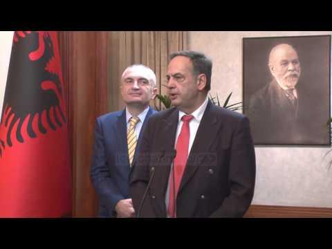 Fleckenstein, vizitë treditore në Tiranë - Top Channel Albania - News - Lajme