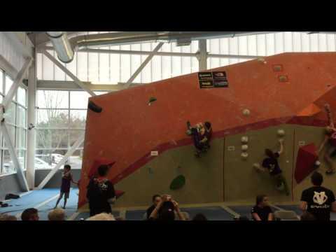 Helen 2016 Bouldering Divisionals Qualifier #1