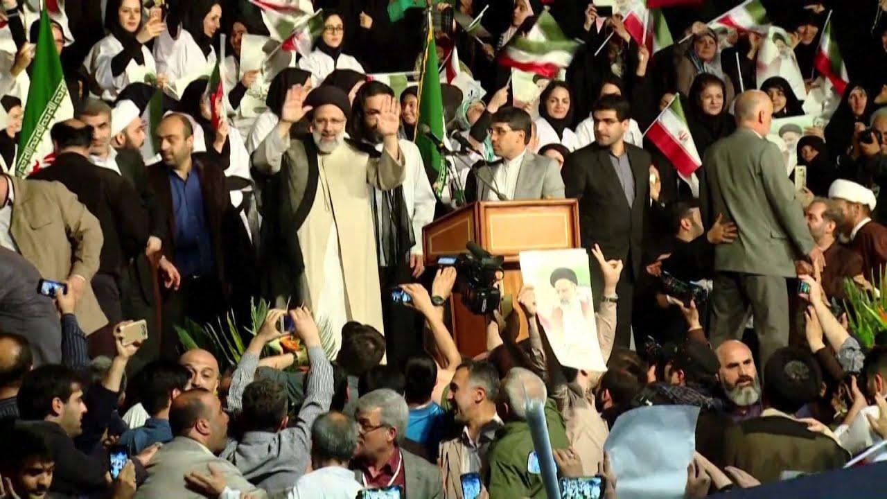 مجرم حرب رئيسا جديدا لإيران.. والعفو الدولية تطلب فتح تحقيق معه  - نشر قبل 16 ساعة