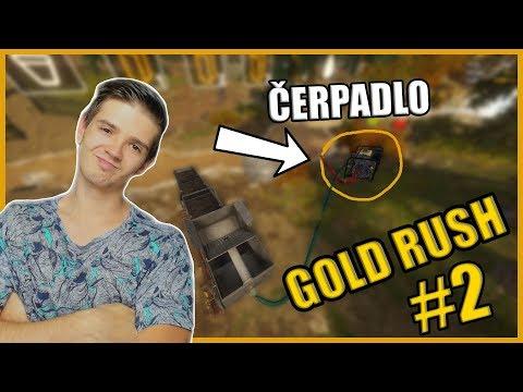 VYLEPŠUJEME TECHNIKU! - Gold Rush: The Game #2