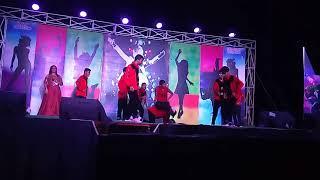 Block blaster song (sarainodu movie) spicy Guys Dance Team