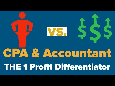 1 Key To Profitability For Outsourced Accounting CPA Business