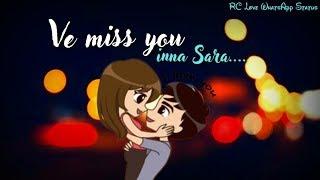 Miss You Inna Sara | Navjeet | Missing WhatsApp Status | Love Whatsapp Video | RC Love WhatsApp Stat