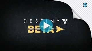 обзор Destiny (бета версия для PS4)