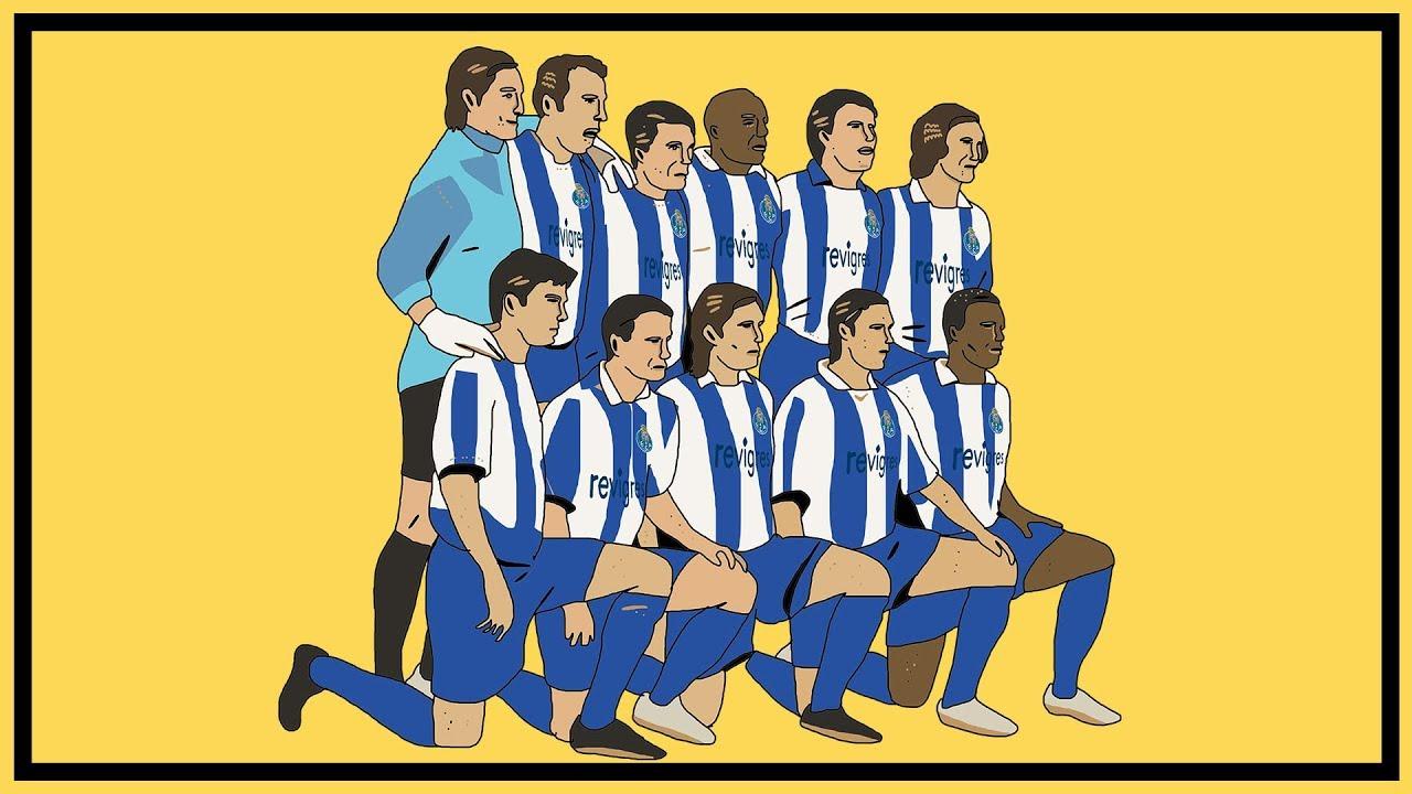 Mourinho's Porto Explained