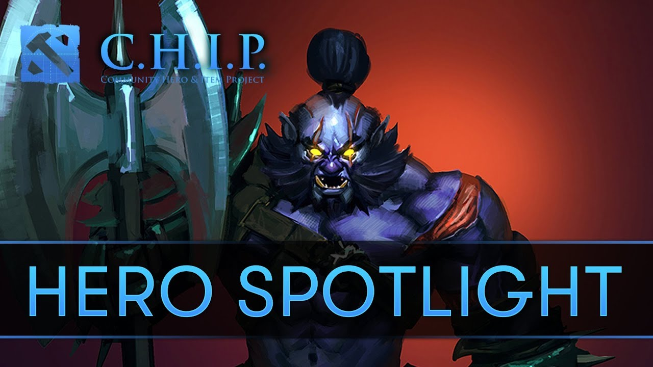 Dota 2 CHIP Hero Spotlight - Jeremy Khan