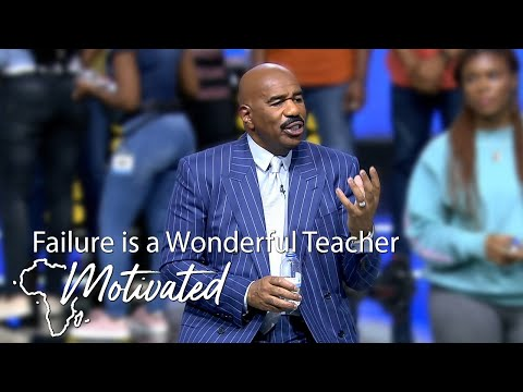 Failure is a Wonderful Teacher    Motivation For Times of Uncertainty