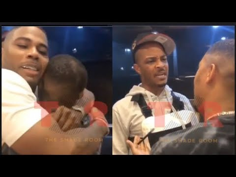 TI & Nelly Team Up To G Check Bow Wow For Disrespectful Comments He Made About Ex Ciara| FERRO REACT