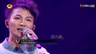 Удивительный голос Китая! Чжоу Шэнь. Невозможно поверить, чтобы мужчина так пел