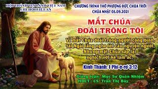 HTTL VIỆT AN - Chương trình thờ phượng Chúa - 05/09/2021