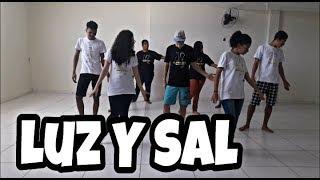 Luz Y Sal - Funky - Coreografia