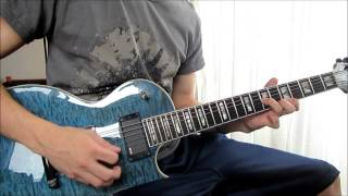BREAKING BENJAMIN - The Diary Of Jane (Guitar Cover) HD