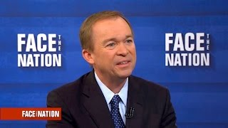 Mick Mulvaney weighs in on Obamacare replacement