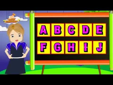 Norsk alfabet | ABC sang | Alfabetsang | Norwegian Alphabet Song