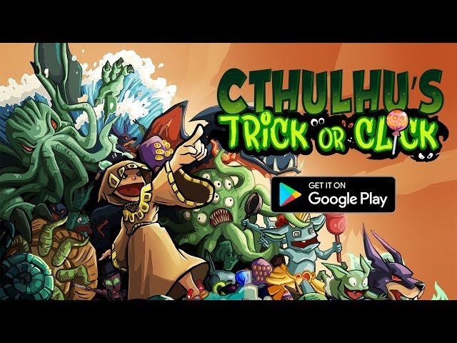 Cthulhu Trick or Click Trailer