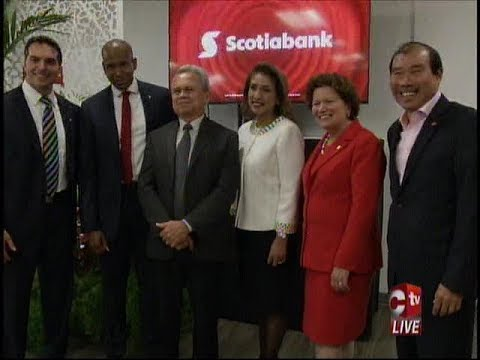 TT$100M Invested, 750 Locals Employed As Scotiabank Opens Caribbean Hub  South
