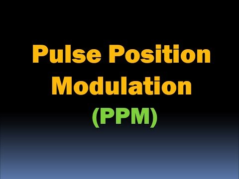 Pulse Position Modulation (PPM) [HD]