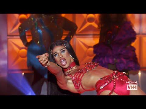 Gia Gunn vs. Naomi Smalls - Adrenaline | RuPaul's Drag Race All Stars 4 LSFYL