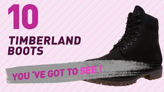 Timberland Boots // New & Popular 2017