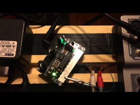How I Make Live Electronic Drone