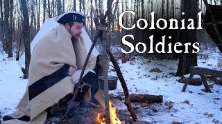 Enduring Winter During the Revolutionary War
