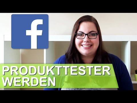 Produkttester auf Facebook