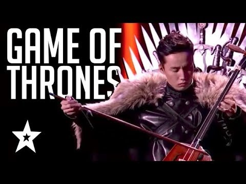 EPIC GAME OF THRONES PERFORMANCES  Theme Tunes & Acts On Got Talent  Got Talent Global