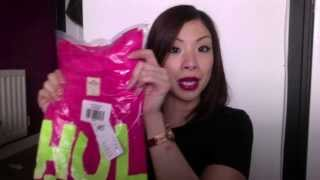 Fashion & Accessories Haul 2013 No.3: Hollister, Primark & H&M! Thumbnail