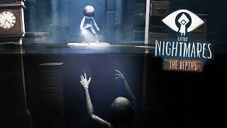 NOS ENFRENTAMOS CARA A CARA AL MONSTRUO DEL AGUA!! Little Nightmares DLC #3 FINAL