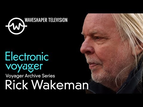 See Rick Wakeman Praise 'Favorite Keyboard of All Time' in Moog Doc Clip