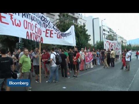 Do Greek Capital Controls Show Failure of Euro?