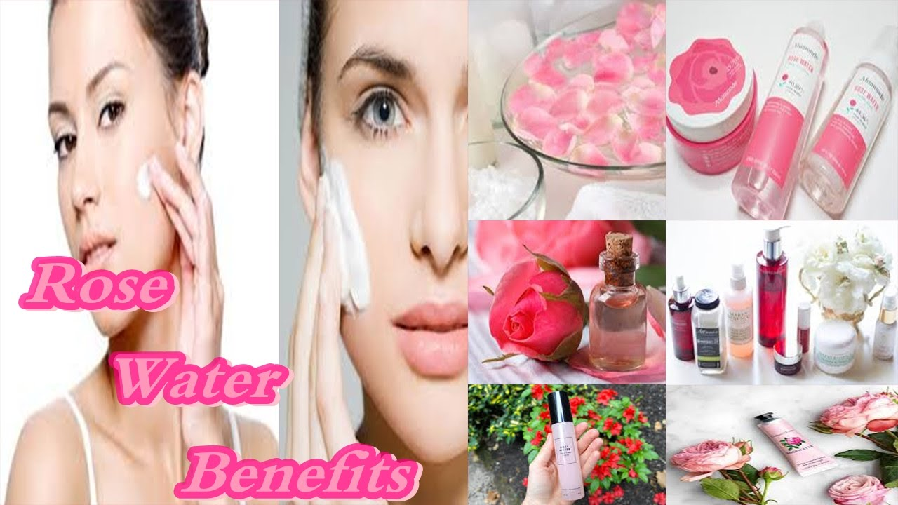 Image result for rose water beauty